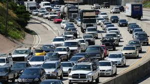 thanksgiving traffic warning 3 1 million will drive in southern