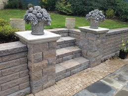 concrete blocks sound insulation retaining wall systems colinwell