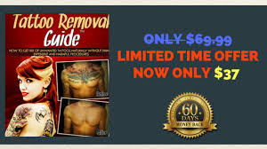 the laserless tattoo removal guide discount natural tattoo