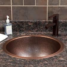 Deep Bathroom Sink by 16