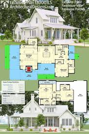 Home Plans With Master On Main Floor Best 10 Farmhouse Floor Plans Ideas On Pinterest Farmhouse