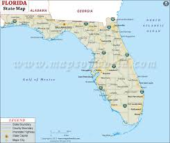 map usa florida florida state map map of state of florida with cities