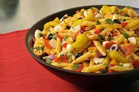 zesty pasta salad briannas salad dressings