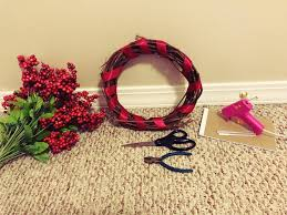 diy christmas berry wreath time for all things