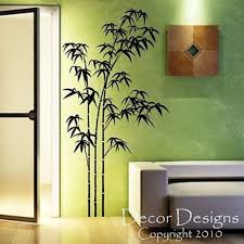 large bamboo vinyl wall decal sticker wall decals wall decal