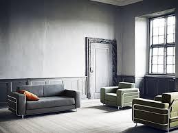softline canapé canapé compact lit contemporain en tissu living silver by