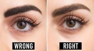 tutorial alis mata untuk wajah bulat buat para pemula ini dia cara mudah membentuk alis natural