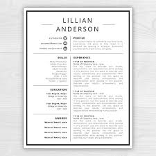 free resume templates for word with spaces for 12 jobs resume icons resume design resume template word resume