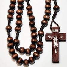 wooden rosary wooden rosaries from medjugorje catholic shoppe usa