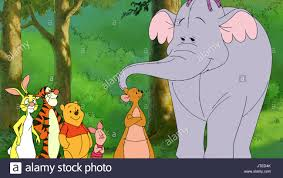 piglet winnie pooh tigger u0026 rabbit pooh u0027s heffalump movie