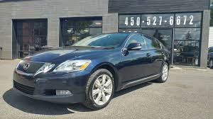 lexus gs 350 night vision lexus gs 350 2008 with 169 000km at beloeil near longueuil