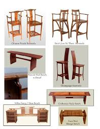 Fine Woodworking Bench Tai Lake Fine Woodworking