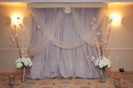 Pipe And Drape Hire Headtable Draping U2013 How To Tip Weddingbee