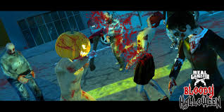 halloween games party city bloody halloween game android apps on google play