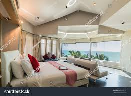 Modern Style Living Room by Modern Style Living Room Bed Sea Stock Photo 440110120 Shutterstock