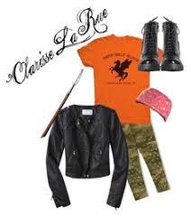 Percy Jackson Halloween Costumes Clarisse La Rue Sarikaedey Polyvore Percy Jackson