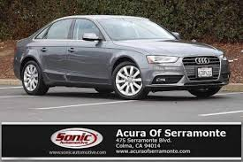 how much is an audi a4 used 2013 audi a4 for sale pricing features edmunds