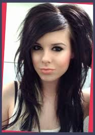 emo haircuts for girls with long hair and bangs amazing hair