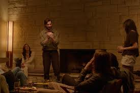 What To Make For A Dinner Party Of - movie review in karyn kusama u0027s u0027the invitation u0027 a dinner party