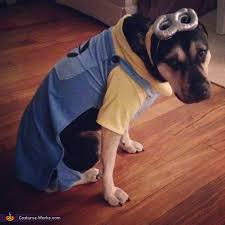 Despicable Minions Halloween Costume Despicable Minion Halloween Costume Dogs