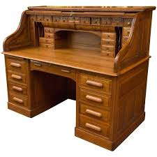 solid oak roll top desk oak roll top desk industrial 1920s solid oak roll top desk with