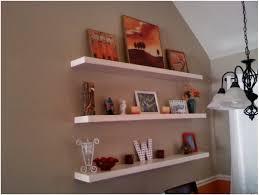 floating wall shelf arrangement ideas floating shelf ideas