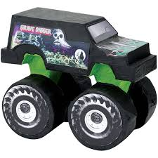 rc monster trucks grave digger monster jam 16