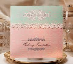 Customized Invitation Cards Free New Arrival Wedding Invitation Europe Style Romantic Wedding