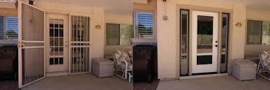 home design french doors patio exterior window treatments
