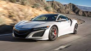 How Much Is The Acura Nsx Acura Nsx Car News And Reviews Autoweek