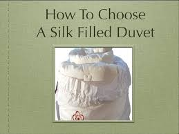 Silk Filled Duvet Review How To Choose A Silk Filled Duvet Your Essential Guide Youtube
