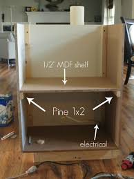 shelves kitchen wall cabinet with microwave shelf shelf ideas