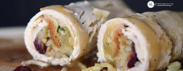 turkey roll recipe everyday thanksgiving casserole roll ups