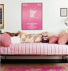 Beds That Look Like Sofas by Quick Tip Use Striped Bedding To Define A Daybed Apartment Therapy
