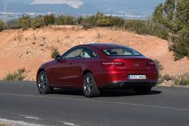 pictures of mercedes e class coupe mercedes e class coupe 2017 review auto express