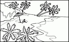 coloring pages for landscapes coloring pages landscape inside linefa me