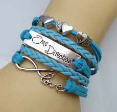 charm bracelet infinity images New hot jewelry fashion lots style leather cute infinity charm jpg