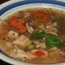 turkey carcass soup recipe allrecipes