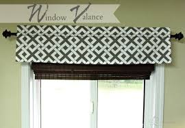 Window Valances Ideas Interior Tie Up Valance Window Valance Ideas Sheer Valances