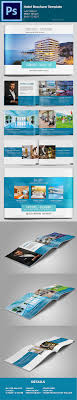 hotel brochure design templates hotel brochure graphics designs templates from graphicriver