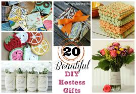 wedding shower hostess gifts 20 beautiful diy hostess gifts suburble