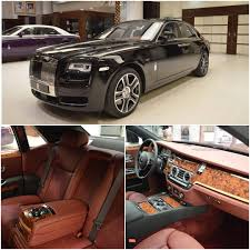 roll royce diamond rolls royce motor cars u2014 ghost series ii in diamond black exterior