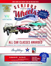 corvette of houston corvette of houston annual fall charity open car november 11
