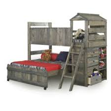 LShaped Bunk Beds Youll Love Wayfair - L shaped bunk bed