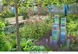 contemporary garden stock photos contemporary garden