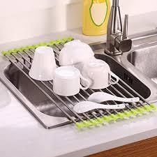 kitchen drying mat dish drying rack bed bath and beyond best dish drying mat sterilite