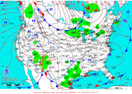 Weather Map Us Weather Map Us And Canada Usa Temperature Map Thempfa Org