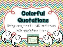 best 25 quotation punctuation ideas on pinterest grammar for