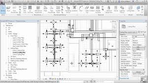 revit mep 0507 ceiling plans youtube
