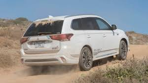 mitsubishi evolution 2018 2018 mitsubishi outlander phev first drive